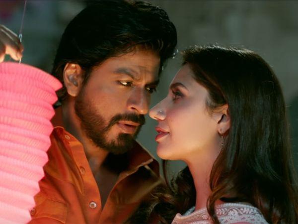 'Udi Udi Jaye': Shah Rukh Khan and Mahira Khan celebrate Uttarayan in the most fervent manner