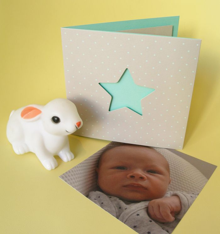 Populaire 32 best Faire-part de naissance Birth announcement card images on  HX68
