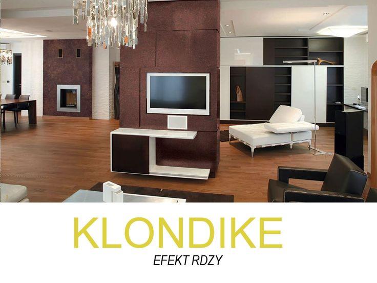 KLONDIKE Valpaint - Efekt Rdzy 6m2