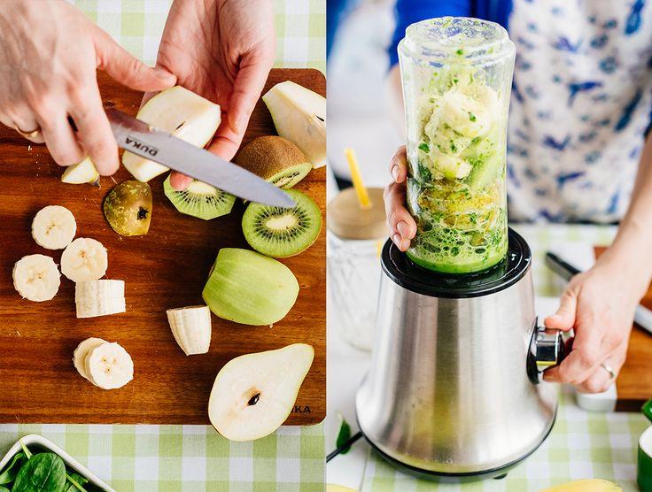 Przed Wami porcja zdrowych przepisów i niepowtarzalnych smaków. Dla amatorów kolorowych koktajli przygotowaliśmy warzywne smoothie ze szpinakiem w roli głównej oraz wersję owocową – z mango lub ananasem do wyboru. …
