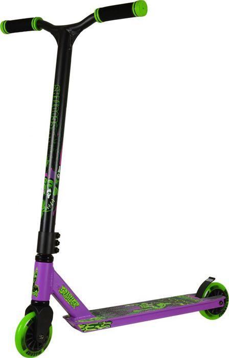 Slamm Mischief Eternal trickløbehjul i lilla. Lækkert kvalitets løbhjul til under en tudse. Køb her!