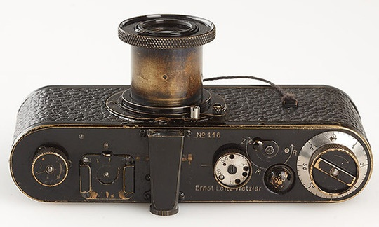 Leica 0 Series (1923)