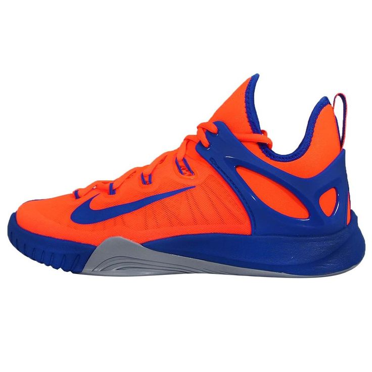 Nike Zoom Hyperrev 2015 EP Orange Blue Mens Basketball Shoes Paul George  http    2633082ec
