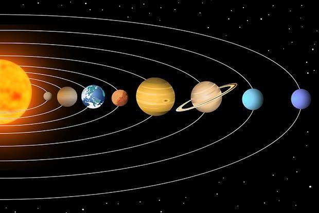 Le système solaire dans votre quartier!   Espace pour la vie