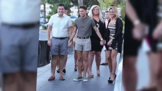TOWIE Cast Arrive in Marbella As Joey Essex Threatened to Leave - Video Dailymotion