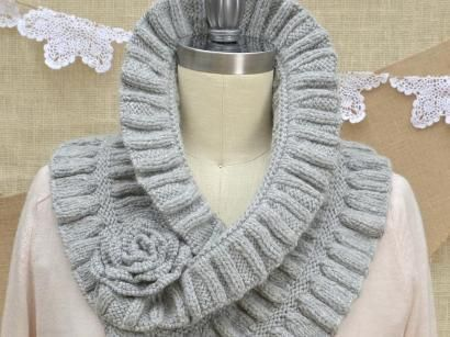 Shop Craftsy's premiere assortment of knitting supplies and save! Get the Ruffled & Ruched Scarf Kit before it sells out. - via @Craftsy