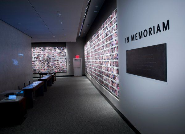 In Memoriam Entryway, 9 11 museum, Jin Lee, Last Column in Foundation Hall , Credit Jin Lee, 9 11 Museum, how to get to 9 11 museum, september 11 museum tickets