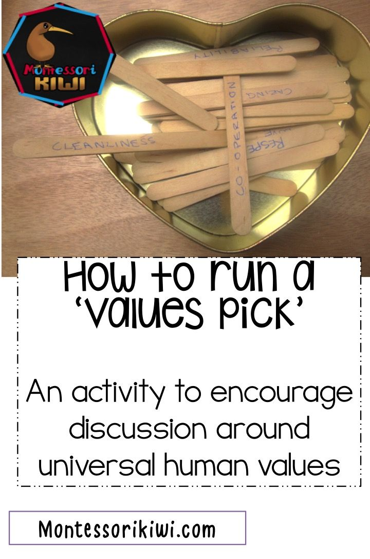 An activity for teaching virtues and values to children. Great for all classrooms! Easy to implement.