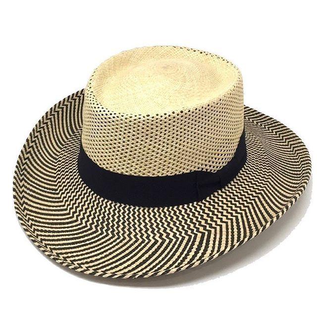 9099c6f7cac Paso Fino Noir Original Panama Hat  shoponline galpon.co - - -  saturday   panamahat  shop  hatslovers  galpon  panama  ecuador  puertorico  original  ...