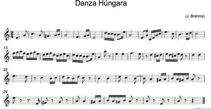 Danza Hungara