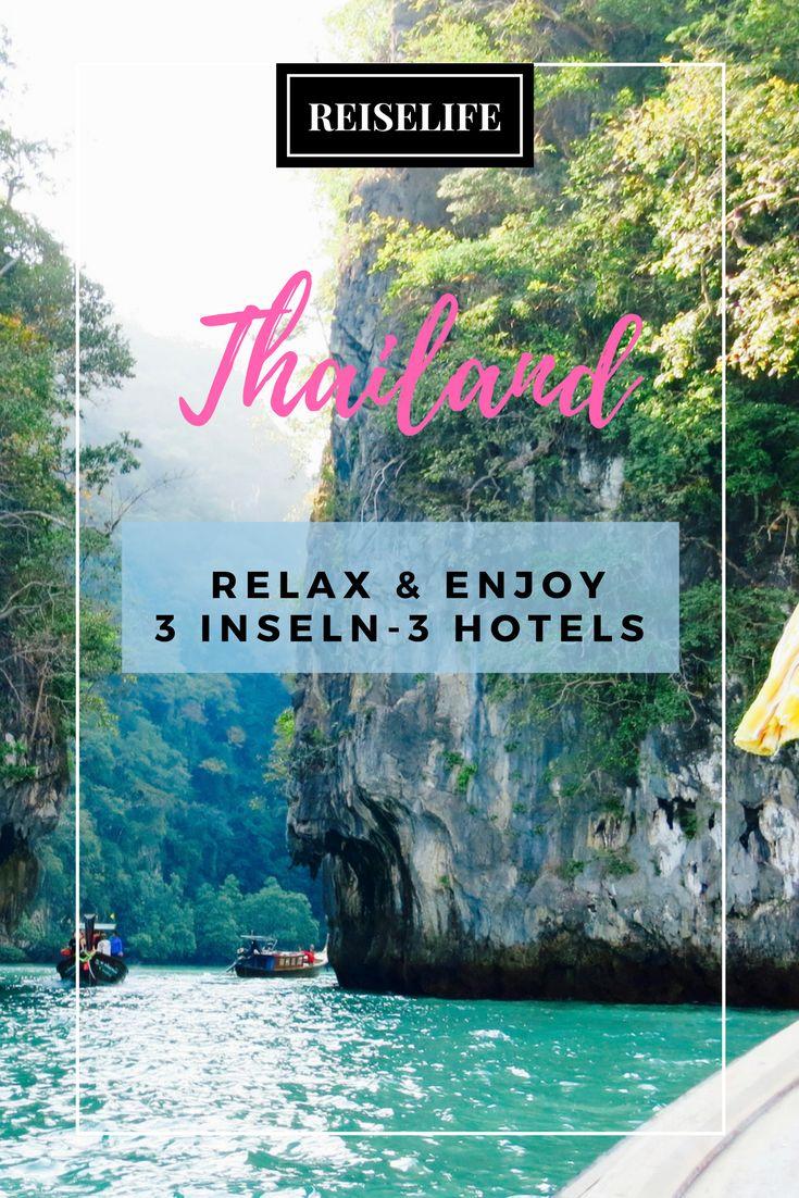 3 Wochen - 3 Inseln - 3 Hotels. Luxus und Abenteuer vereint in einer tollen Inselrundreise durch Thailand. Koh Yao Noi, Koh Lanta und Koh Ngai...