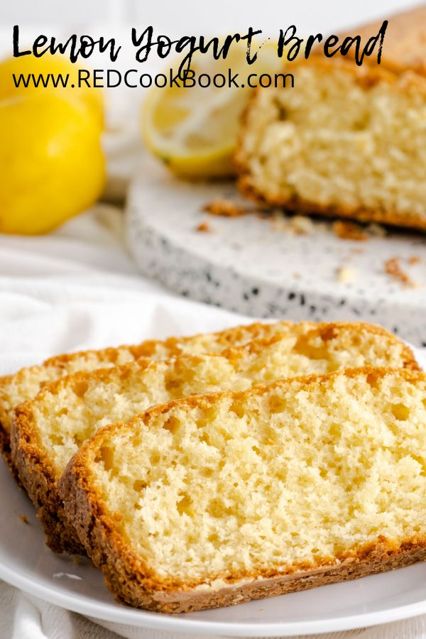 Jul 11, 2020 – This lemon yogurt quick bread is made with everyday ingredients and doesn't need yeast. This bread takes…