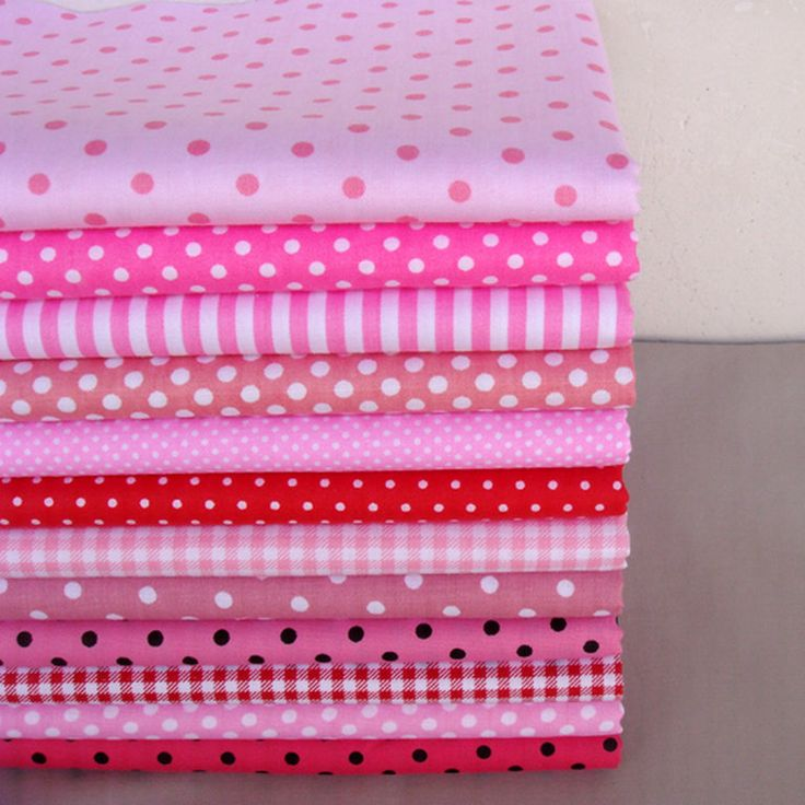 Cheap Fabric, Buy Directly from China Suppliers:  40cm*50cm 9 pcs Polka Dots Cotton