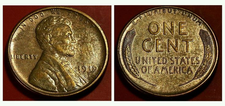 1919-S Lincoln Cent Wheat Penny, Lustrous Gem BU San Francisco Mint, Ships Free! | Coins & Paper Money, Coins: US, Small Cents | eBay!