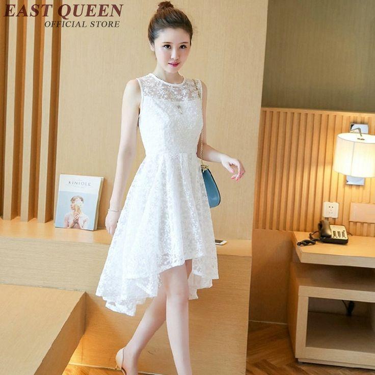 White lace sundress bodycon white long summer sundresses sundresses for women new arrivals women summer dress 2016   AA1190