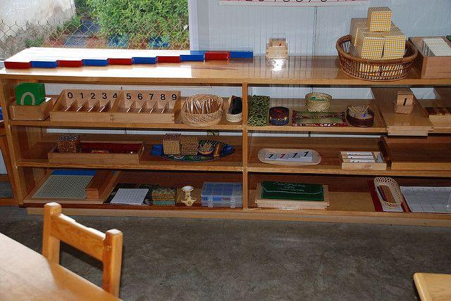 montessori maths: Montessori Math, Montessori Shelves, Montessori Classroom, Prepared Environment, Classroom Layouts, Montessori Ideas, Montessori Room, Environment 026, Montessori Prepared