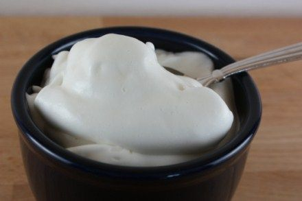 Homemade Cool Whip. I have been looking for this for a long time. I hate that there is high fructose corn syrup in store bought cool whip.