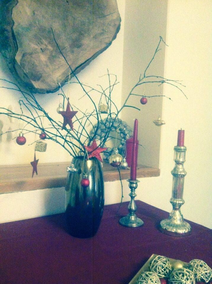 Christmas Decoration, Christmas table