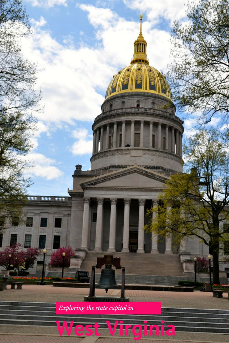 What are some tourist attractions in West Virginia?