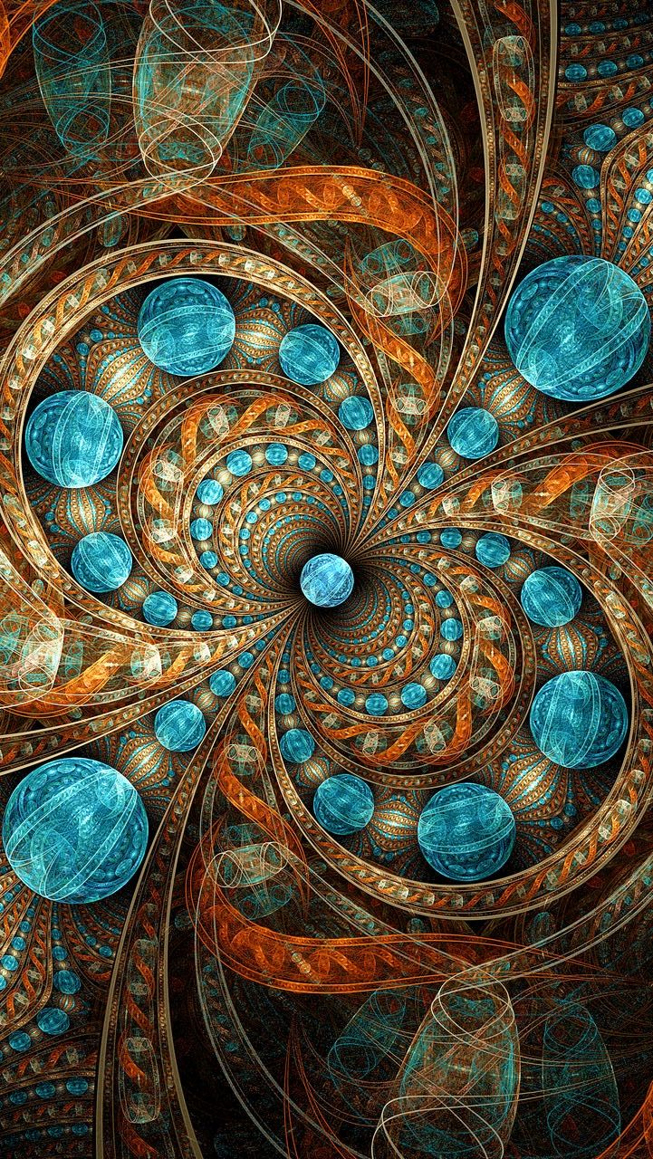 Fractal art | ~delicate fractals, fabulous abstracts ...
