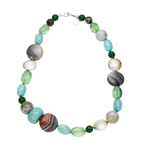 Jan Logan Out of Rio necklace