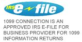 1099 Connection lets you make the most of critical staff resources by providing efficient and convenient printing, mailing, filing and correction services for the IRS 1099 family of forms: 1098, 1099, 3921, 3922, 5498 and W2-G. With these routine processing functions out of the way, you and your staff can concentrate on providing complete and accurate reporting to IRS.