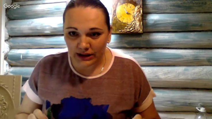 """Наталья Каримова. Вебинар """"Пробуждение. Работа с гипсом"""". 16.05.2017"""