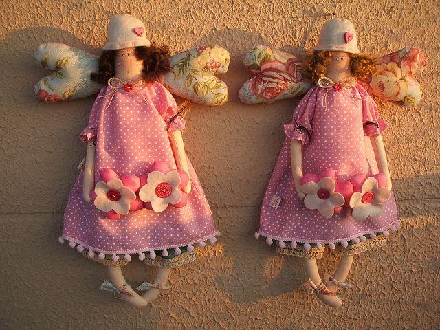 Bonecas by Sherry - Maria Cereja, via Flickr