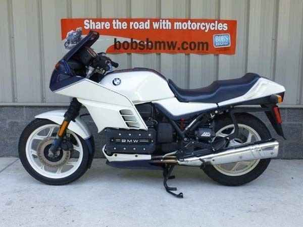Used 1989 BMW K100RS SPECIAL Motorcycles For Sale in Maryland,MD. 1989 BMW K100RS SPECIAL, This is a rare PROJECT BIKE in several ways. First, it's the second time we get to offer it up and second it's a very rare BMW Special edition that was BMW's very first ABS equipped machine. Bob owns one of these rare 1989 ABS equipped BMW K100RS Specials himself and still rides it on occasion – in fact for a short while this PROJECT BIKE and his will be parked adjacent to each other in our newly…