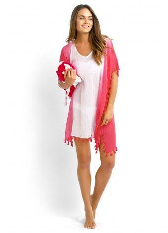 Splendour Kaftan and Splash Towel