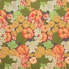 floral wallpaper, retro floral wallpaper, behang met bloemen, vintage behang, papier peint rétro,floral crown wallpaper, vintage vinyl wallp...