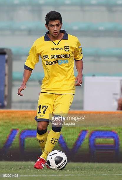 Nascimanto of Modena during the Serie B match between Reggina Calcio and FC Modena at Stadio Oreste Granillo on September 15 2012 in Reggio Calabria...
