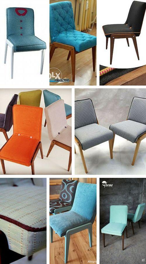 Odnawialnia: # 36. Krzesło AGA. Renowacja - inspiracja