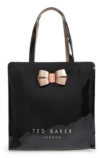 78c69b6efb4cf9 Where you should buy Ted Baker London Large Vallcon Core - Icon PVC Tote