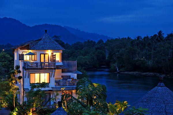 Koh Chang Hotel - AANA Resort & Spa  Här ska vi bo!