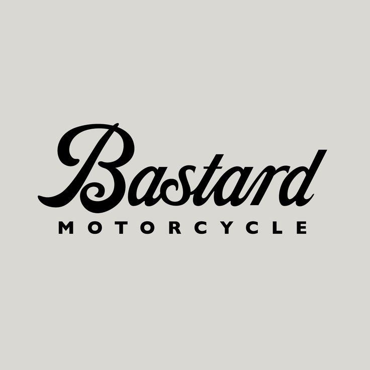 Bastard Motorcycle / Logo
