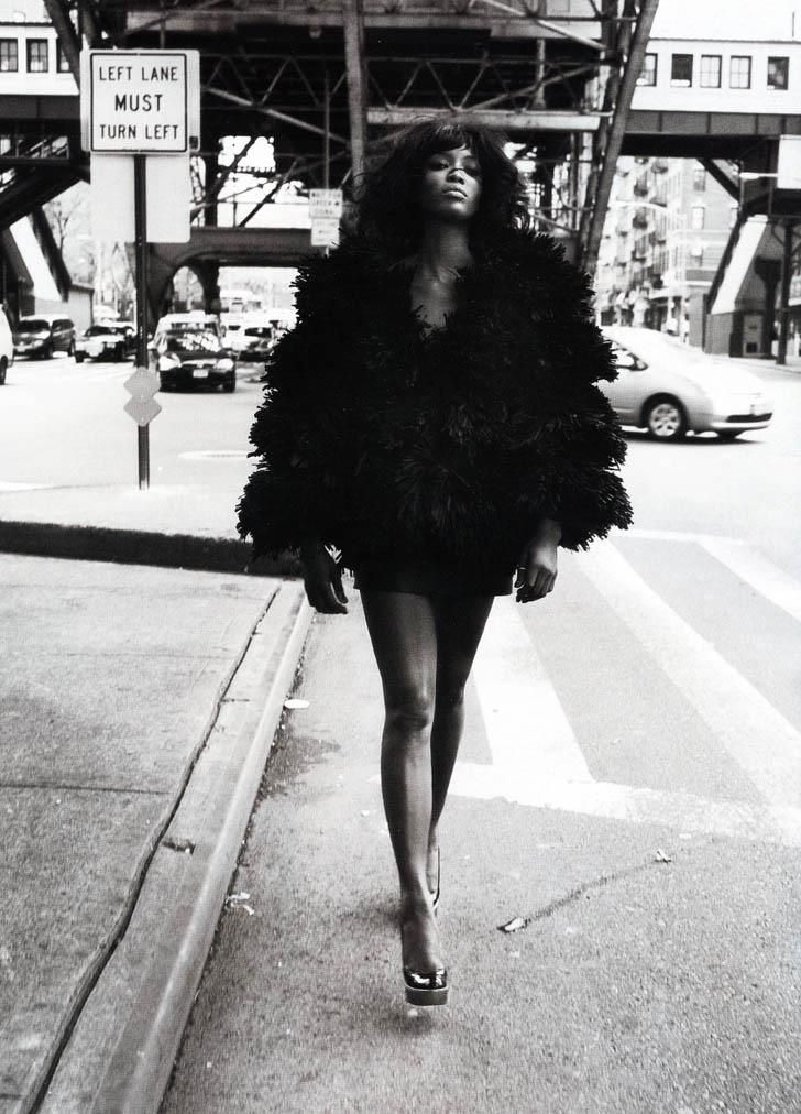 Naomi Campbell More