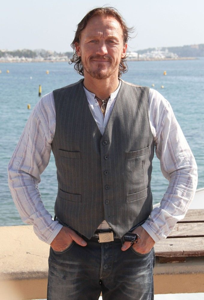 Jerome Flynn, plays Brunn on Game of Thrones and Sergeant Drake on Ripper Street.