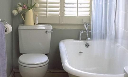 Okno w łazience – ukryć? | Porady Architektów