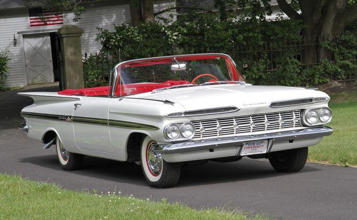 Bat-Wing Beauty – 1959 Chevrolet Impala