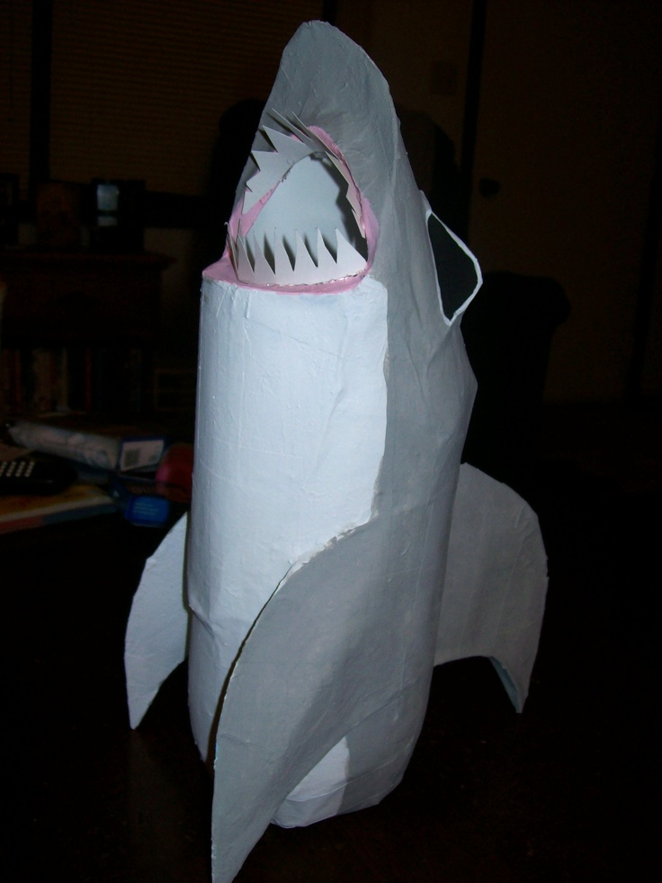 valentine box shark