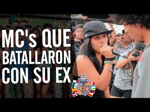 Las Mejores RIMAS Del Quinto Escalón 2017   Batallas de Rap - YouTube