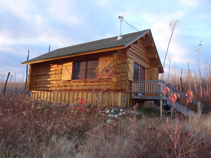 gunflint lake cabin