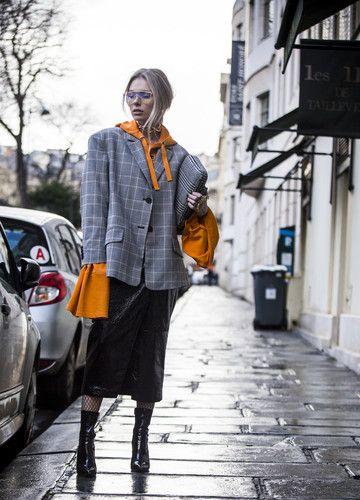 Karierte oversized Blazer: Blogger schwören jetzt auf diese Jacken