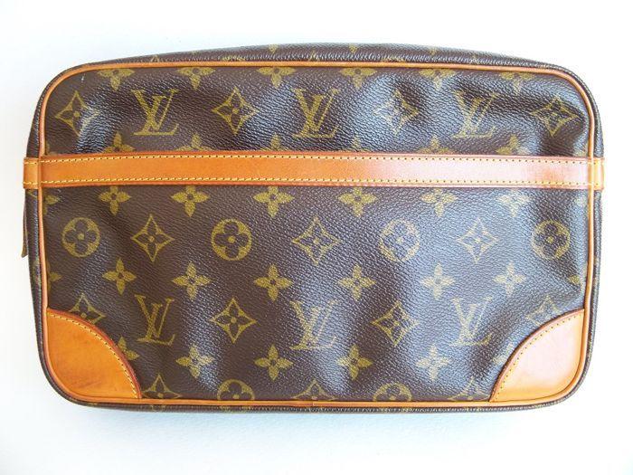 Louis Vuitton - Clutch bag - Trocadéro GM tas -  No Reserve prijs   EUR 88.00  Meer informatie