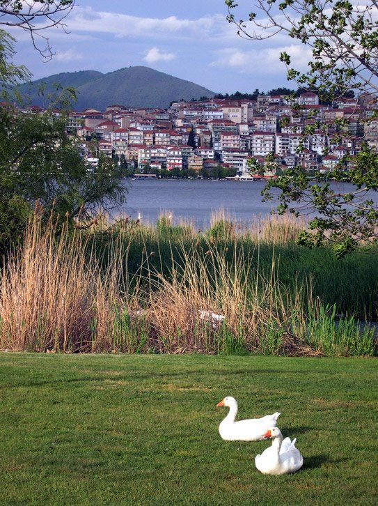 Beautiful Kastoria , Greece