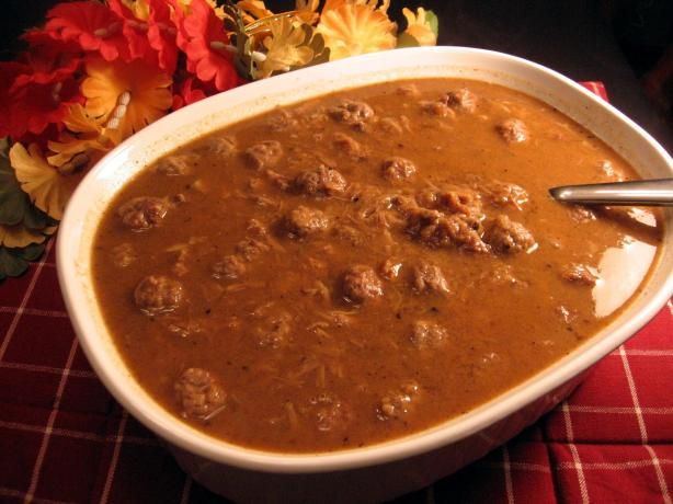 """Ragoût De Pattes De Cochon (Pork Stew With Meatballs) - I recently dined on this in Montreal at a wonderful locals' favorite called """"Mâche"""" and I can't wait to try the recipe myself. It was so yummy - perfect comfort food!"""