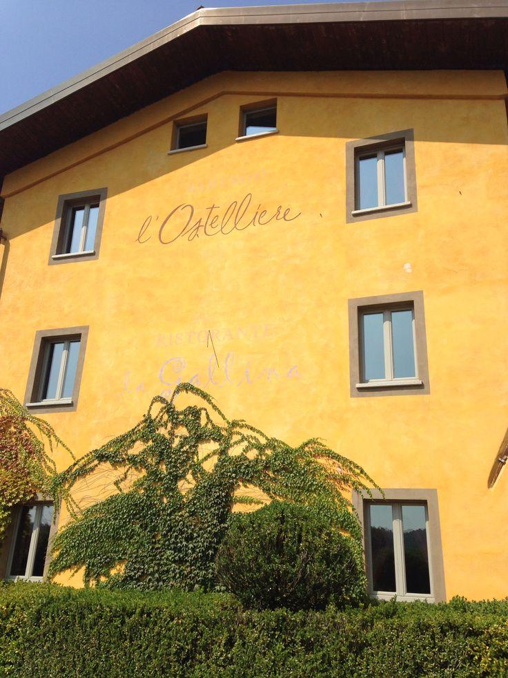 #socialFoodeWine a Villa Sparina Resort a Gavi #alessandriaMonferrato