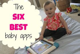 Mendez Manor : The Six Best Baby Apps (In My Opinion)