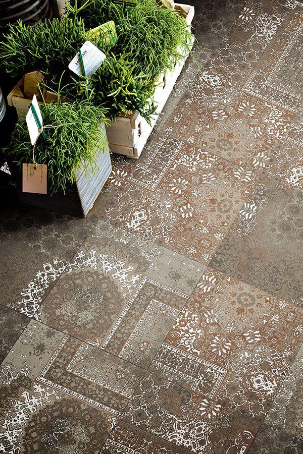 Contemporary - CIR® - Manifatture Ceramiche  Decoro Pattern Mix Beige